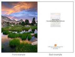 Greeting Cards : Mountains of Color