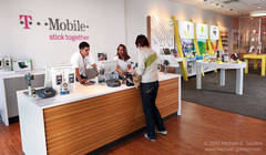 T-Mobile Retail Store, Los Angeles