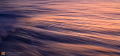 color,photo,picture,Pacific Ocean,waves,current,reflection,wind,breeze,motion,study,blue,yellow,purple,orange,red,blur,soft,peaceful,calm,tranquil