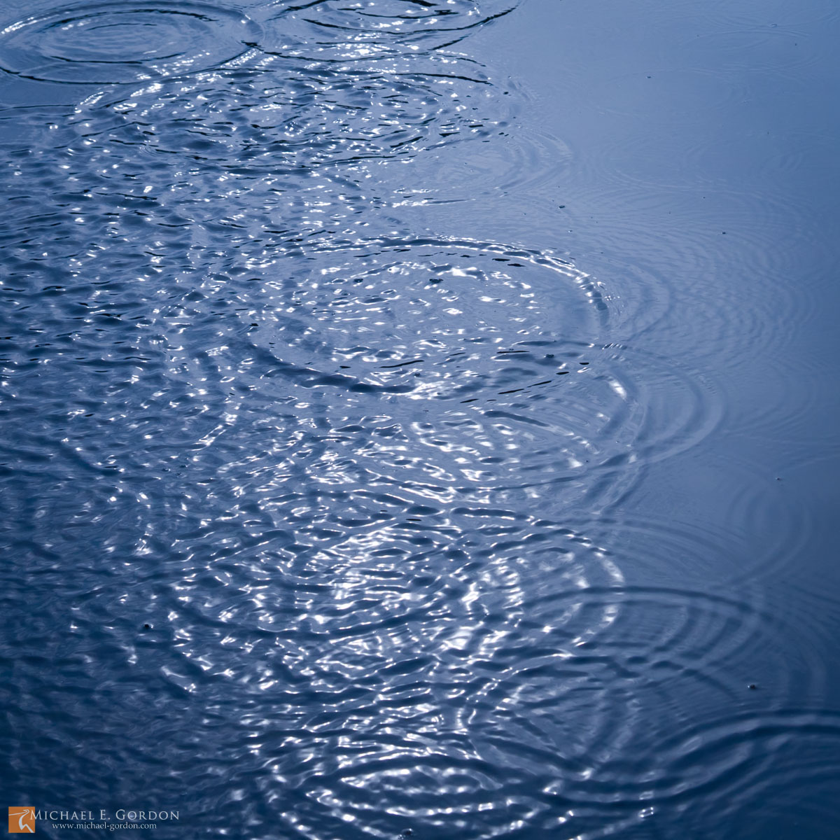 color,photo,picture,Adirondack Mountains,New York,lake,current,reflection,ripples,wind,breeze,motion,study,blue,blur,soft,peaceful,calm,tranquil,water droplets, photo