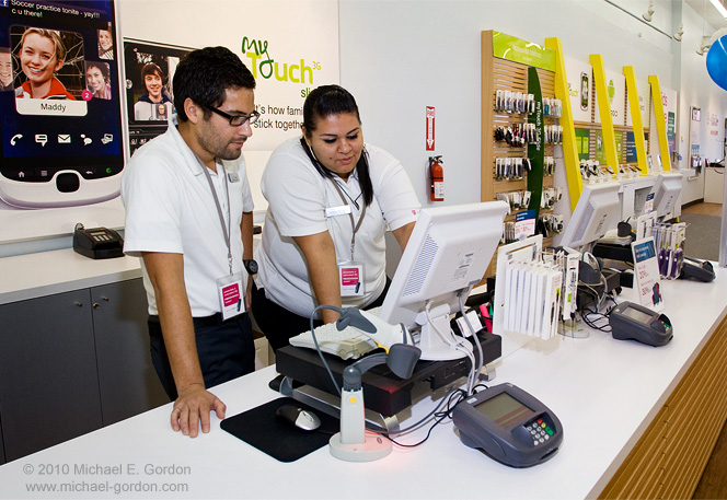 T-Mobile Retail Store : Commercial and Assignment Photography ...
