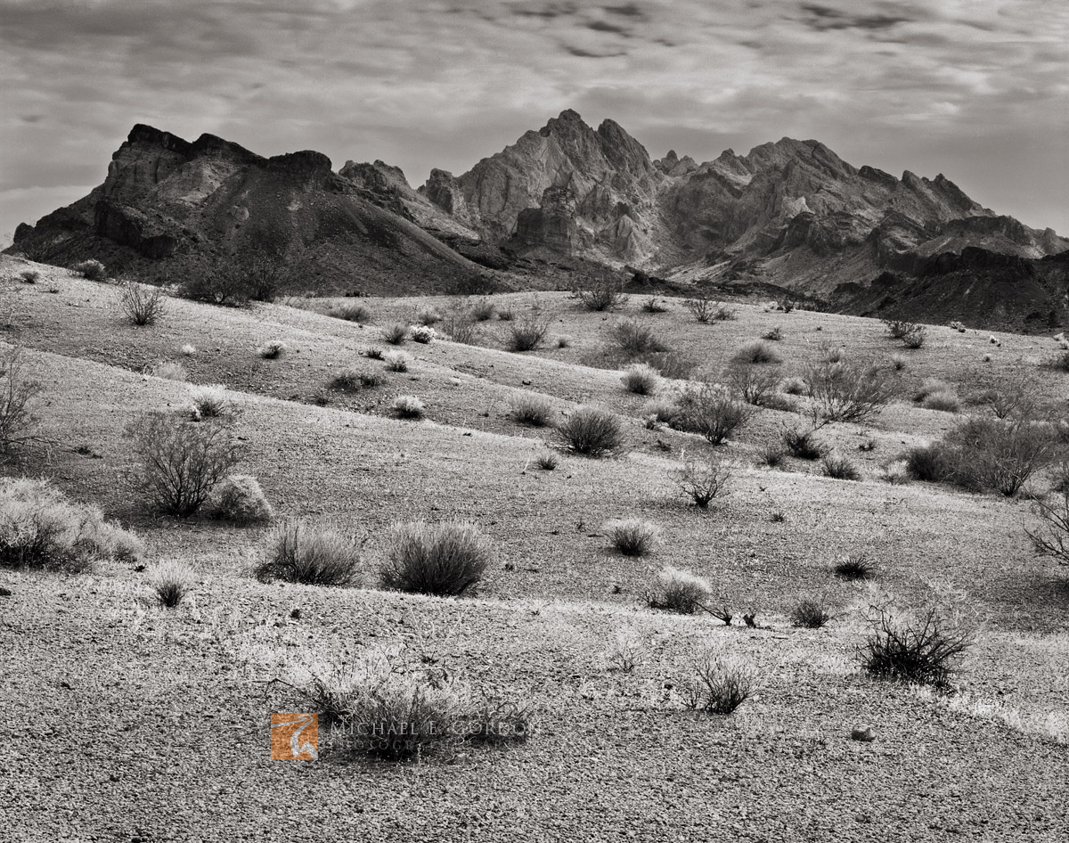 Turtle Mountains, Mojave Desert, extraterrestrial, unusual, barren, photo