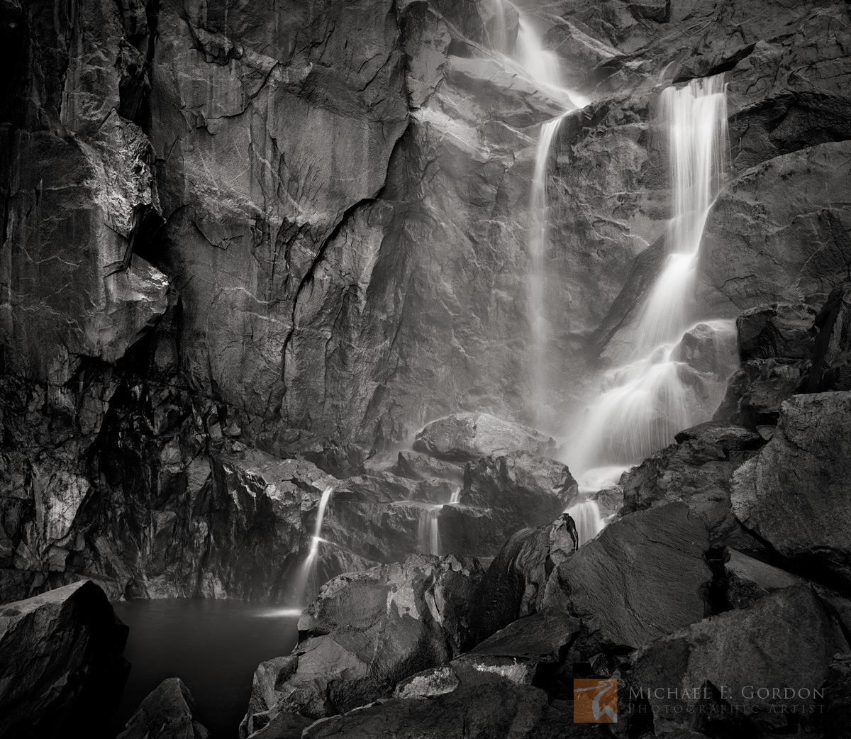 Pohono, Ahwahneechee, Bridalveil Fall, Yosemite, , photo