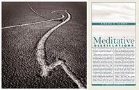Rangefinder, Meditative Distillations, article, interview, photo